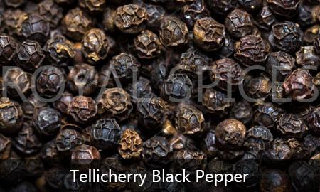 tellicherry black pepper